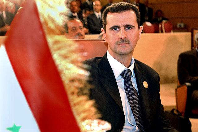 Bashar Asad preside Siria desde 2000 tras la muerte de su padre. | AP