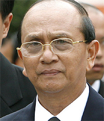 El ex general Thein Sein.| Efe