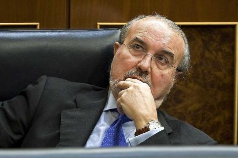 Pedro Solbes, ex ministro de Economía, en una imagend e archivo.   Reuters