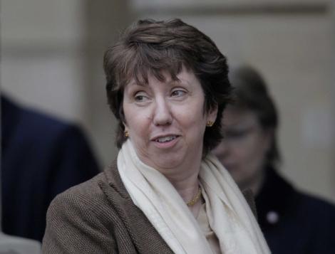 Catherine Ashton   Ap