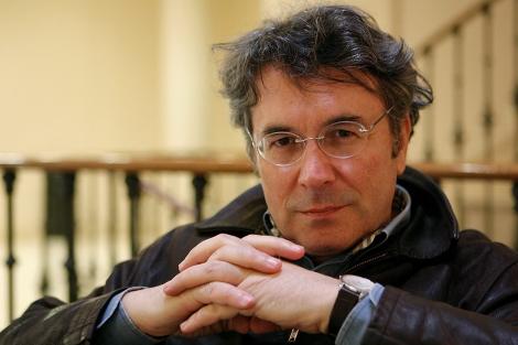 El escritor leonés Andrés Trapiello.