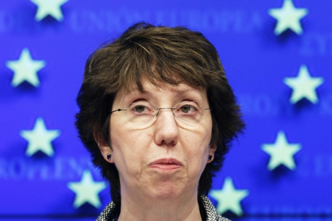 La alta representante de Relaciones Exteriores de la UE, Catherine Ashton. | Reuters
