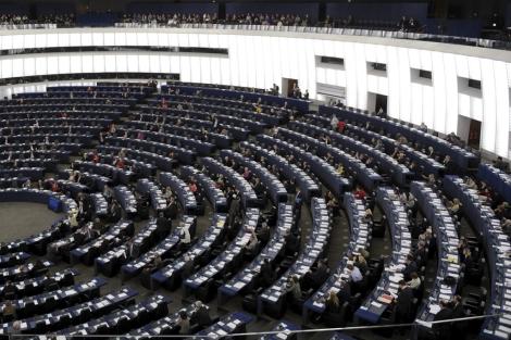 Pleno del Parlamento Europeo en Estrasburgo. | Efe