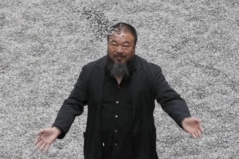 |Ai Weiwei, el año pasado en la Tate Modern de Londres.| Reuters