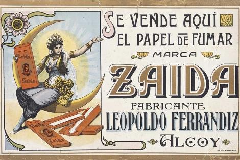'Zaida', de la Colección Carlos Velasco.