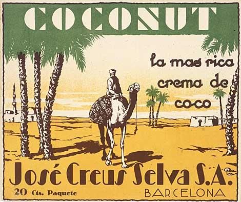 'Coconut', Colección Carlos Velasco.