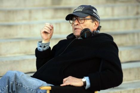 El realizador durante el rodaje de su última película 'Find me guilty'