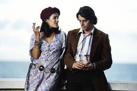 Fotograma de la película 'Lobo' que relata la historia de uno de los espías españoles.