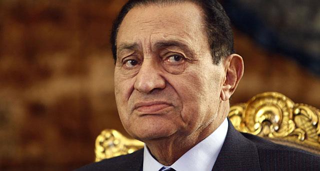 Mubarak, en una imagen de archivo. | Reuters