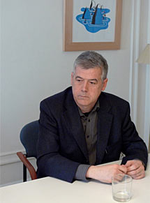 Gregorio Casamayor.
