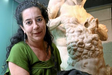 Helena Pimenta, nueva directora de la compañía Nacional de Teatro. | S. González