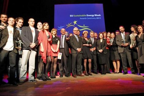 SDE recoge el galardón por la categoría de 'Comunicación'. | ELMUNDO.es