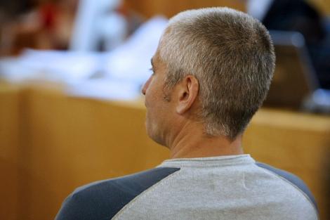 El ex jefe etarra 'Txapote', durante el juicio en la Audiencia Nacional. | Efe