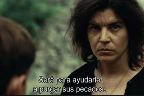 Una imagen de la película catalana.