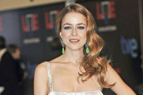 La actriz, en la edición de los Premios Goya 2010. | Gtres
