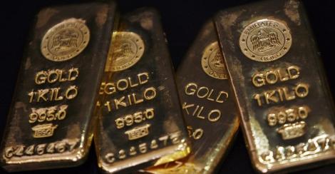 Lingotes De Oro Reuters