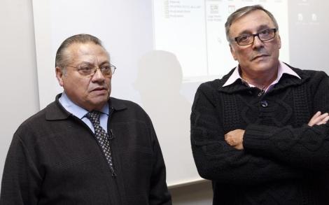 Los hijos de Agustí Centelles vuelven a defender su patrimonio. | Antonio Moreno