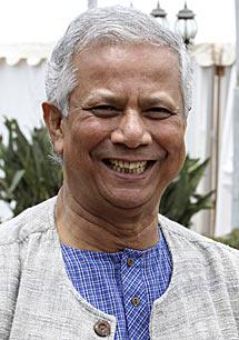 El fundador de Grameen Bank y premio Nobel, Muhammad Yunus. | Reuters
