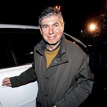 Bartomeu Múñoz (PSC) tras salir de la cárcel. | Efe