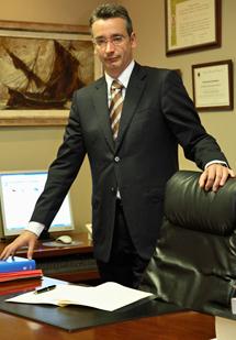 José Corral, portavoz del Consejo General del Notariado. | ELMUNDO.es