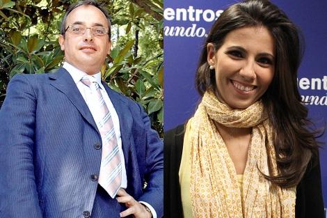 Urdaci (izda.) y Pastor.   Fotos: A. Heredia y F. del Haro