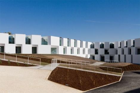 Edificio finalista de Fernando Aires Mateu (Portugal). | Elmundo.es