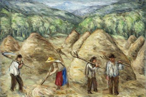 Siega, 1935. | Galería Montenegro