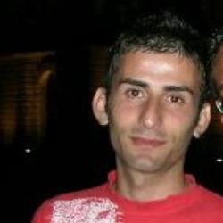 Cristian Friscina en una foto de la Repubblica.it