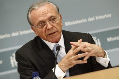 Isidro Fainé, presidente de Criteria CaixaCorp y de 'la Caixa'. | Óscar Mónzón
