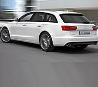 El nuevo Audi A6 Avant, en septiembre