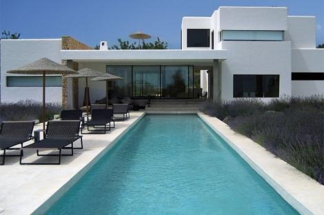 Villa de diseño en venta en Ibiza por 3.650.000 euros. | ELMUNDO.es
