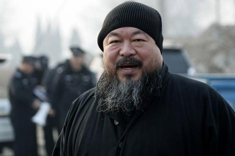 El activista chino Ai Weiwei. | Ap