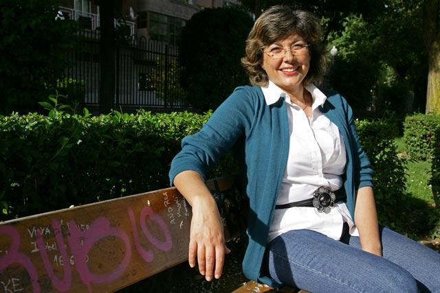María Angeles Bartolomé será la nueva alcaldesa de Hernansancho. | R. Muñoz