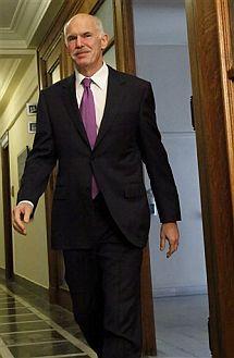 El primer ministro griego, Yorgos Papandréu.   AP