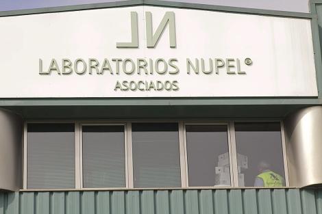 Imagen de uno de los laboratorios de Lugo que han sido inspeccionados. | Eliseo Trigo