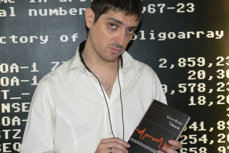 El escritor castellonense Emilio Bueso.