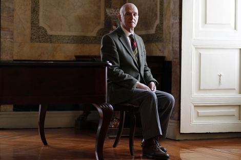 Gonzalo Anes, director de la Real Academia de la Historia. | Antonio Heredia