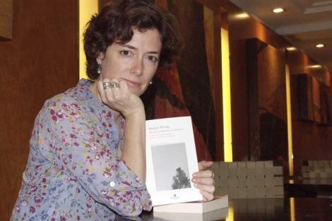 Michela Wrong promociona su último libro. | A. Martínez