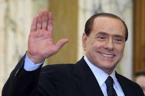 El primer ministro italiano, Silvio Berlusconi. | Efe