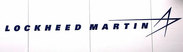 Logotipo de Lockheed Martin. | Afp
