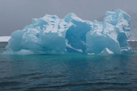 Vista de un iceberg. | CSIC.