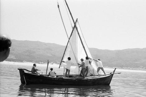 Embarcación 'Nova Marina'. | Museo do Mar