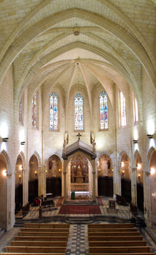 Església Prioral de Sant Pere. | El Mundo