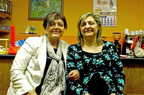 María José y Vicki se reencontraron después de 51 años separadas.