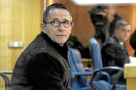 El grapo Fernando Silva Sande, durante un juicio en la Audiencia Nacional. | Pool