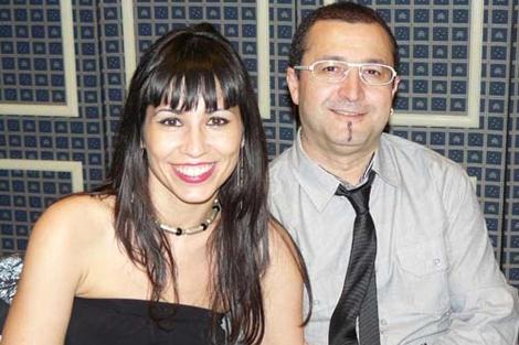Mercè Climent y Francesc Mompó   E.M.