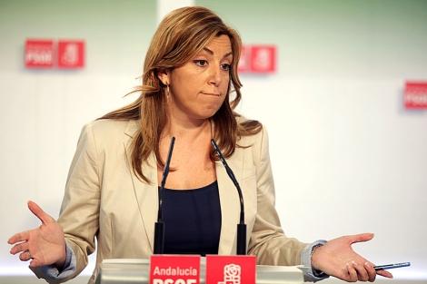 [COMUNICADO OFICIAL] SUSANA DÍAZ EMITE UN COMUNICADO EN NOMBRE DE LOS BARONES SOCIALISTAS 1307966286_0