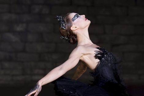 Natalie Portman, en un fotograma de 'Cisne negro'.