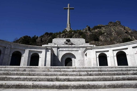 El Valle de los Caídos.   Diego Sinova