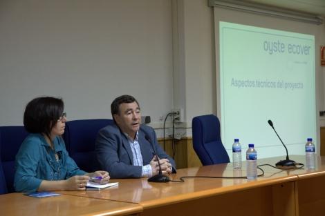 El director de Competitividad, Juan Maneiro, durante la presentación del proyecto este martes. | Xunta